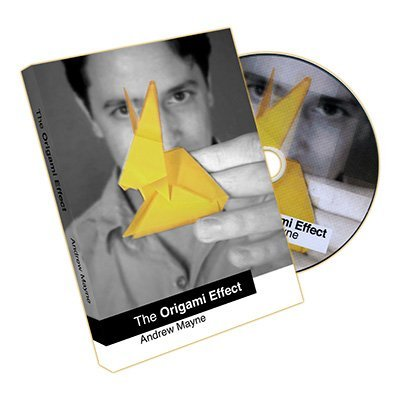 The Origami Effect by Andrew Mayne DVD