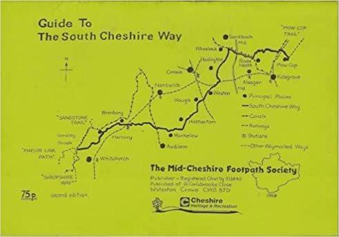 South Cheshire Way Guidebook