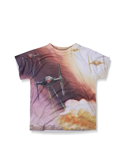 Star Wars Camiseta Manga Corta Tie Fighter