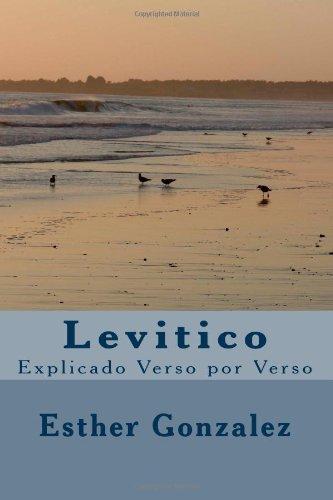 Levitico: Explicado Verso por Verso: Volume 3