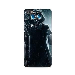 Mobicture Alien World Premium Printed Case For Xiaomi Redmi 5