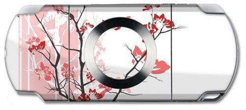 Wrapstar Pink Tranquility Graphic Skin for PSP Slim & Lite (PSP)