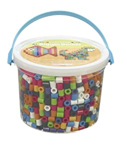 Perler Beads Biggie Beads Fused Bead Bucket