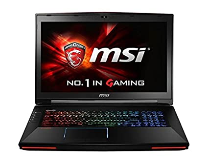 MSI Dominator Pro GT72 2QE Laptop