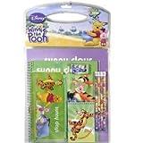 Disney Winnie the Pooh Stationery, 11-Piece Value Pack (TSMA-Z)