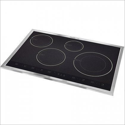 """Electrolux E30Ic80Iss 30"""" Induction Cooktop With Exceptional Temperature Control, Stainless Steel"""