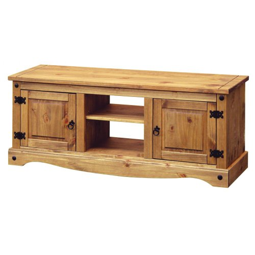 Mexican Style Pine Large TV Cabinet for up to 60 inch TVs Black Friday & Cyber Monday 2014