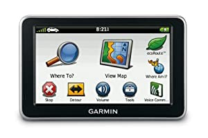 Garmin nuvi 2460LMT 5-Inch Widescreen Bluetooth Portable GPS Navigator with Lifetime Map & Traffic Updates (Discontinued by Manufacturer)