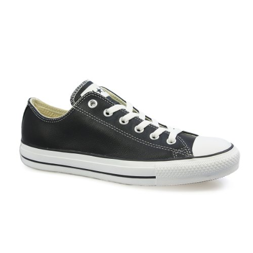 Converse All Star Ct Ox Schwarz Leder Sneakers