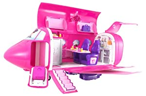 Barbie Glam Vacation Jet