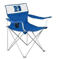 Buy Logo Chair Duke Blue Devils Canvas Chair by Logo