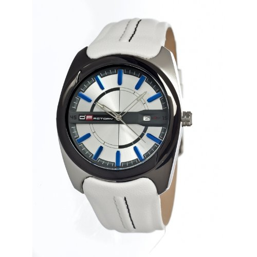 Dfactory Dfb020yue White Label Mens Watch