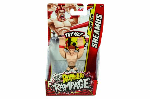 WWE Wrestling Rumblers Rampage Mini Figure Sheamus [Body Slam] - 1