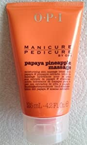 OPI Manicure/Pedicure Papaya Pineapple Massage 4.2oz