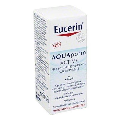 Eucerin Feuchtigkeitspflege AQUAporin Active Augenpflege, 15