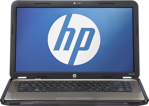 HP g6-1d48dx 15.6 Pavilion Laptop - AMD Quad-Marrow A6-3420M - 4GB Memory - 500GB Hard Drive - Pewter