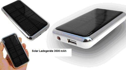 Tipp Solar Solar-Ladegeräte