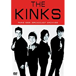 Kinks - Paris 1965
