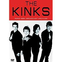 Kinks - Paris 1965