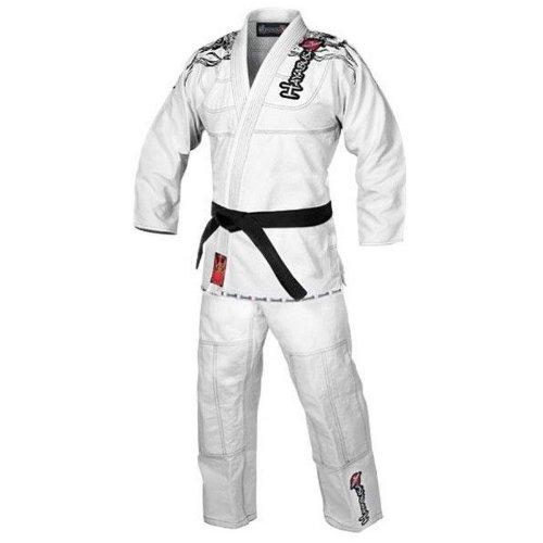 Hayabusa Pro Jiu Jitsu Gi White A4 Pjjg-wa4