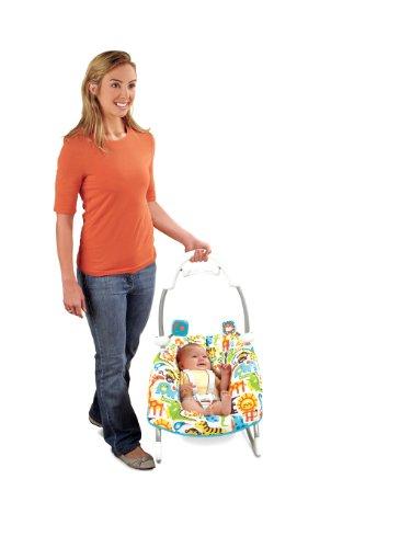 Imagen 3 de Baby Gear V4959 - Columpio-Hamaca 2 En 1 (Mattel)