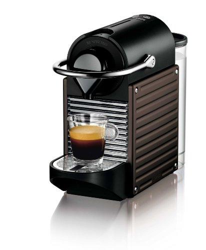 Avis krups yy1204fd nespresso pixie machine expresso marron fonc t moign - Meilleur machine expresso ...