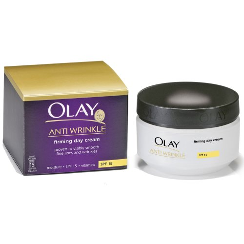 Olay Anti-Wrinkle Firming Day Cream SPF15 50 ml