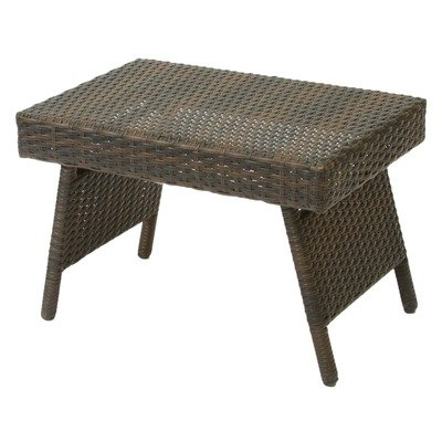 Best Selling Foldable Outdoor Wicker Table photo
