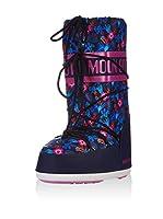 Moon Boot Botas Kauai (Azul Marino / Ciclamen)