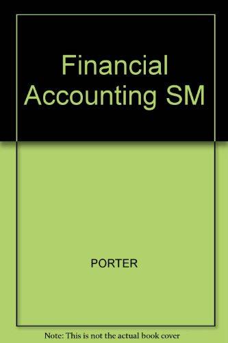 Financial Accounting SM