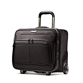 Samsonite Luggage Dkx 2.0 Wheeled Boarding Bag, Black, 18 Inch
