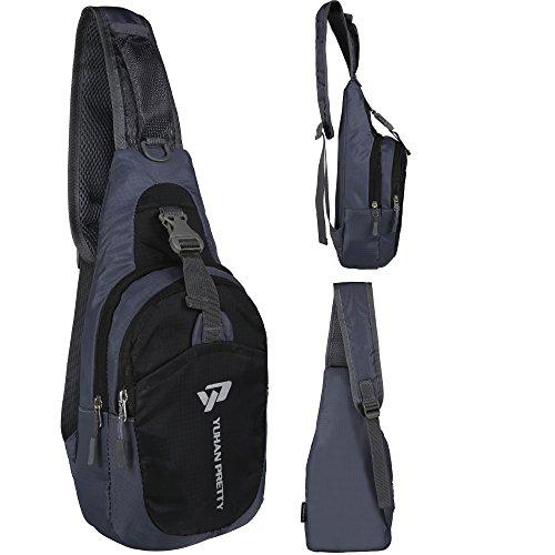 Yuhan-Shoulder-Sling-Backpack-Men-Women-Chest-Gym-Fanny-Bag-Sack-Satchel-Outdoor