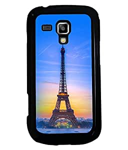 Printvisa 2D Printed Designer back case cover for Samsung Galaxy S Duos S7562 - D4550