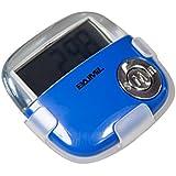 BAIMIL AOCE-05 LCD Electronic Pedometer Run Wakl Pocket Pedometer Mini Calorie Calculation Clip-on Step Counter