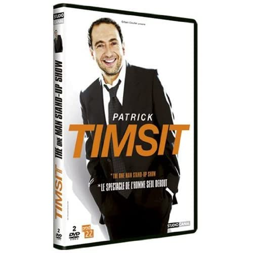 Patick Timsit One Man Stand Up Show