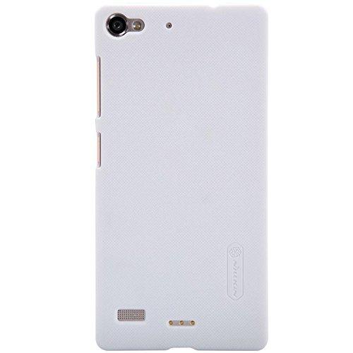 Lenovo Vibe X2 Caso - Leegu(TM) cassa dura glassato Shell Pack di HD Screen Protector compatibile per Lenovo Vibe X2 Blanco