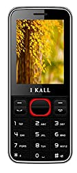 I KALL K23 Dual Sim Mobile -Red-Black