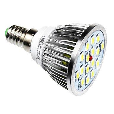 Zhishunjia E14 8W 16X5630Smd 480Lm 6500K White Light Led Spot Light(Ac 85~265V)