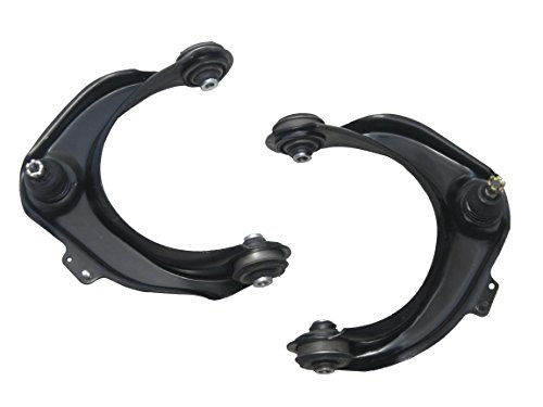 2 Front Upper Control Arms With Ball Joints (Honda Accord Upper Ball Joint compare prices)