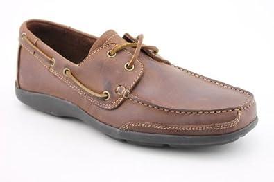 Rockport Men's Magnar Casual Shoe Brown (9.5)