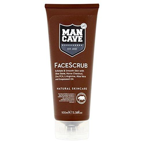 mancave-olive-stein-face-scrub-100ml