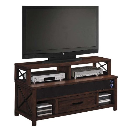 Millennium Imedia Console In Roasted Cherry Ti48-3560-C270.