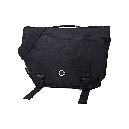 dadgear-courier-diaper-bag-solid-black