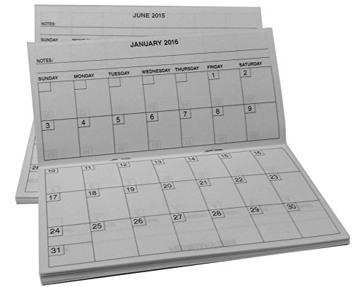 2 Year Pocket Calendar Fundraiser submited images.