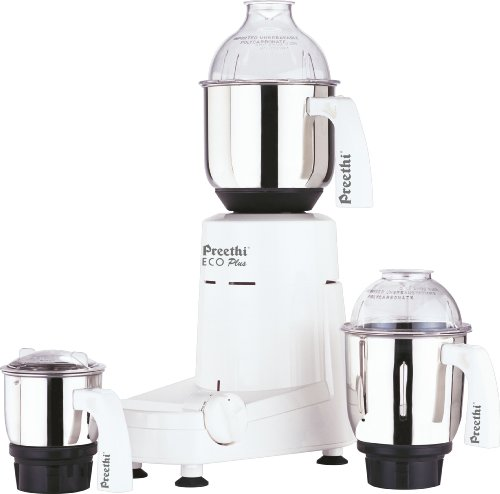 Preethi Eco Plus Mixer Grinder (India Mixer compare prices)