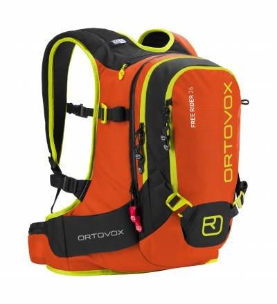 Ortovox Free Rider 26 l Backpack - crazy orange