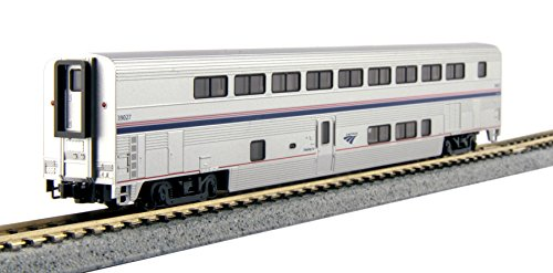 Kato USA Model Train Products Superliner II Transition Sleeper Amtrak Phase IVb #39027