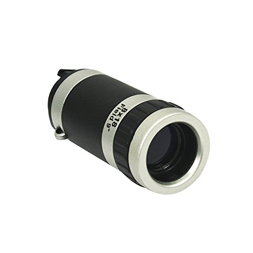 Greenmall 8X Zoom Mobile Phone Bayonet Telescope Optical Lens And Clear Case For Samsung I9300 S3 Sj008