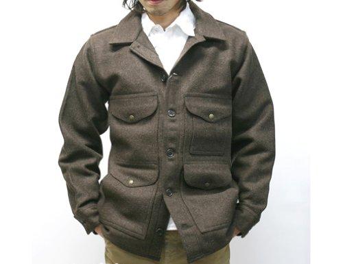 (フィルソン)FILSON マッキーノクルーザー FSJ1110 40(日本XL相当) ブラック [ウェア&シューズ]
