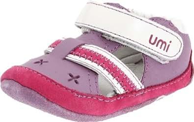 Umi Sammie 300091-532, Unisex - Kinder Halbschuhe, Pink (orchid), EU 16